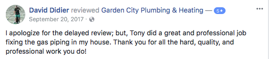 1 Missoula Montana Plumbing Reviews on Facebook
