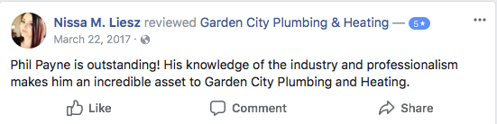 14 Missoula Montana Plumbing Review on Facebook