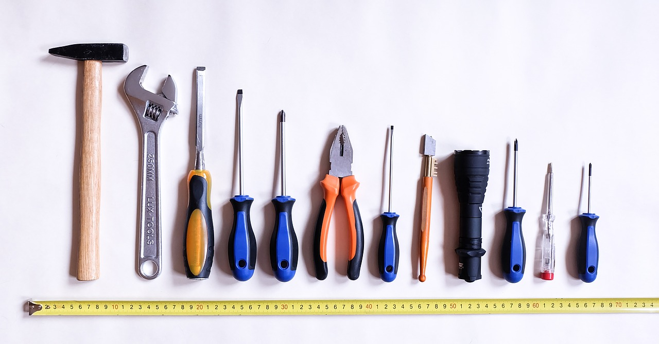 HVAC installer tools - complete list