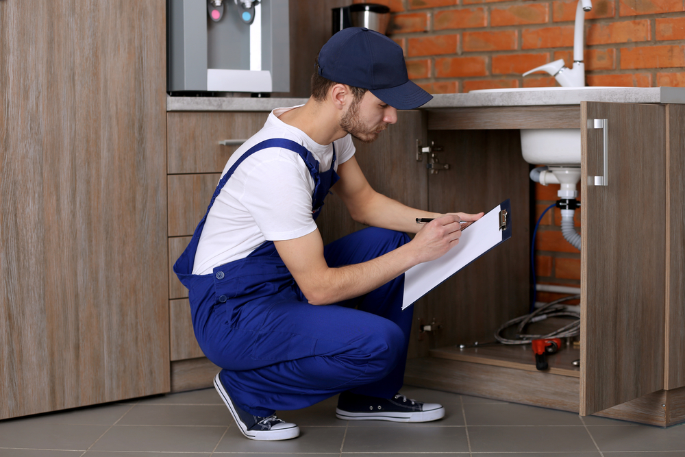 Plumbing estimating for residential spaces
