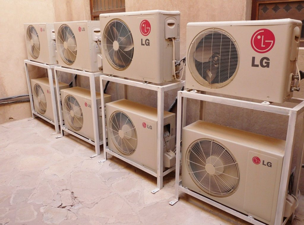 Shop around for HVAC exhaust fans and equipment